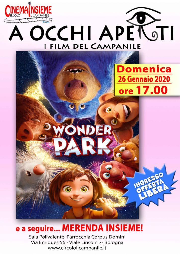Locandina Wonder Park